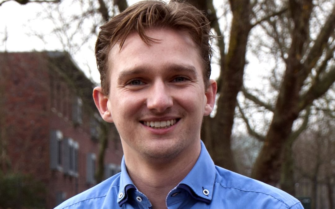 Niels Tukker - De nieuwe Online Marketing Consultant van Conversive Online Marketing